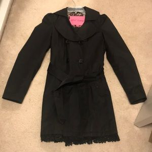 Betsy Johnson coat